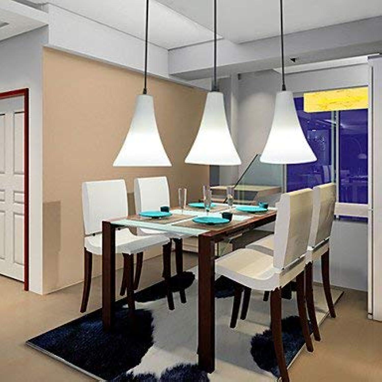 Moderne Kronleuchter Deckenleuchten Anhnger E27 23  19 Cm Funnel Cone-Cone-Typ Einzelne Trompetenfrmige Tischleuchte aus Glas Einfach Trennen die Led-Lampe 3C Ce Fcc Rohs für Das Schlafzimmer im W