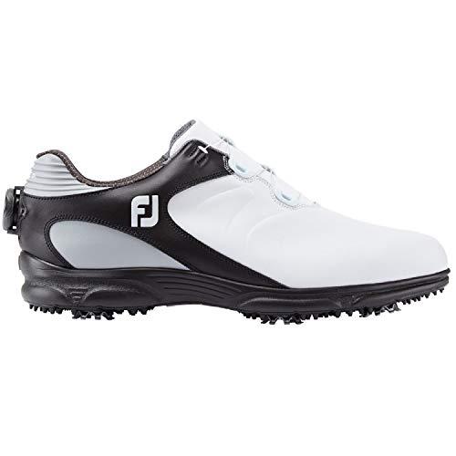 Footjoy Herren Fj Arc Xt Golfschuhe, Weiß (Blanco/Negro/Gris 59748w), 46 EU