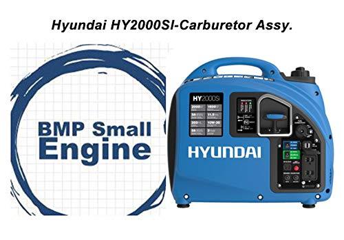 BMotorParts Carburetor Assembly HY2000SI Generator