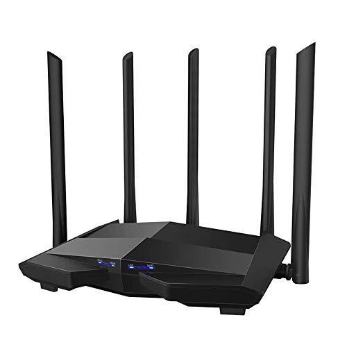 1200M Wireless Dual Band Router, 3 Schnelle LAN-Ports Einfache Einrichtung, Unterstützung Für Elternkontrolle, Gast-WLAN, Unterstützung Für Die Remote-Verwaltung Mobiler Apps