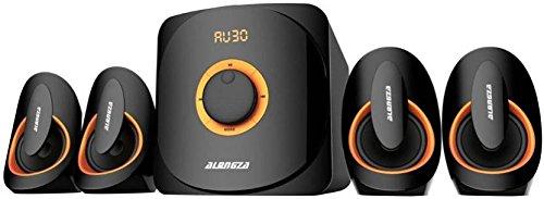Havit HV-SF5410U 4.1 Channel Home Audio Speakers (Black)