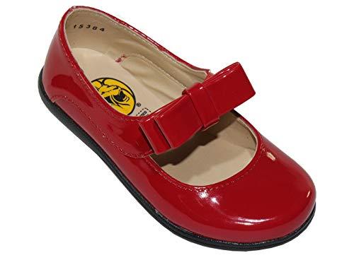 Zapatos Colegiales Niña  marca LEON