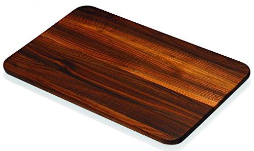 Pyramis 525006501 Holzschneidebrett Walnussbaum Schneidbrett Athena Zubehör