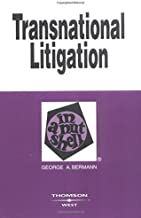 Transnational Litigation In a Nutshell (Nutshells)
