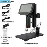 ADSM302 Digitales Elektronisches Mikroskop USB 1080P Full HD Video Mikroskop 12,7 cm Industriekamera Lupe Fernbedienung Lupe Industrie Werkzeuge