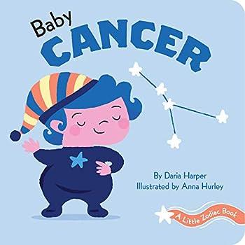 A Little Zodiac Book  Baby Cancer  A Little Zodiac Book