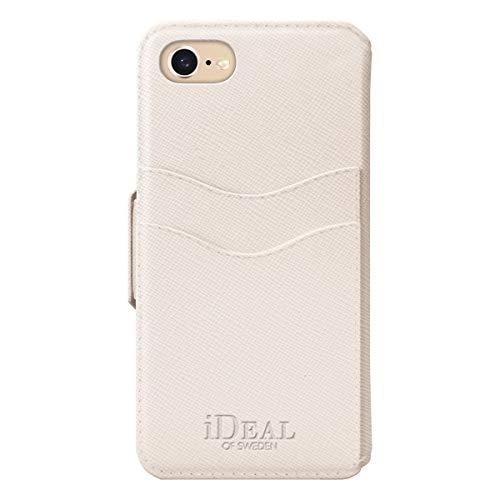 Fashion Wallet Beige compatible con iPhone SE (2020) / 8/7 / 6(s)