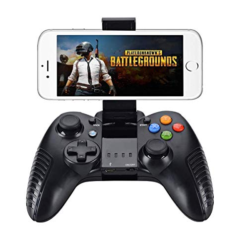 Best Shopper - Wireless Game Controller Dynamic Wireless Controller Gamepad For iOS/iPhone/iPad/Android Phone/Tablet