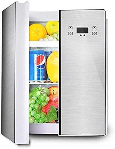 Mini nevera, mini nevera 25L, coche pequeño refrigerador, refrigeradores for medicamentos de insulina en Hogar de Estudiantes compartida, AC DC termoeléctrico / 1yess