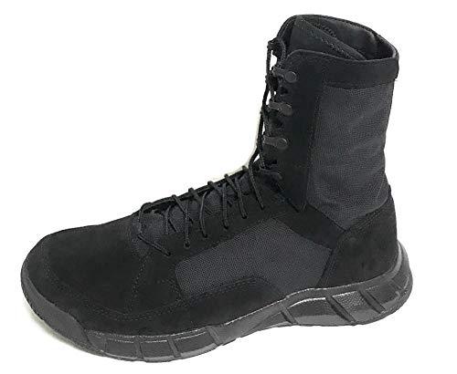 Oakley Men's 11188 Light Assault 2 Boot, Blackout - 10