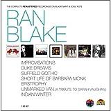 The Complete Black Saint & Soul Note Records: Ran Blake