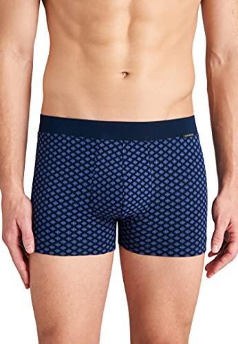 Schiesser Herren Shorts Boxershorts, dunkelblau, 5