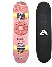 Apollo kids'skateboard monopatín pequeño para niños