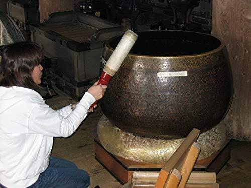 3 Pcs Tibetan Singing Bowl Standing Bell Set Himalayan Bowl For Chakras Meditation Mind Healing Peace of Heart Prayer Yoga Religion Buddhist Bowl w 3 Mallet Wooden Striker
