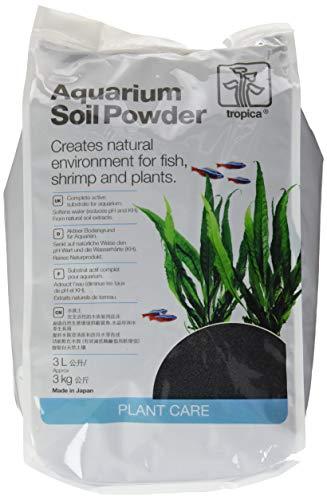 Aquarium Soil Powder, 3 Liter