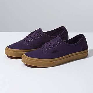 [(バンズ)Vans] ユニセックススケート靴・スニーカー Authentic オーセンティック Misterioso/Gum ミステリーパープル/ガム M:12, W:13.5 (メンズ30cm, レディース30.5cm) [並行輸入品]