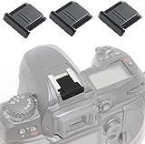 DIGITAL HD 3 X PROTEZIONE COPRI CONTATTI SLITTA FLASH compatibile con NIKON CANON PENTAX come NIKON BS-1