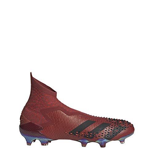 adidas Predator Mutator 20+ Fg ADV - Botas de fútbol para hombre, color rojo, Hombre, EH2553, rojo, 44 EU