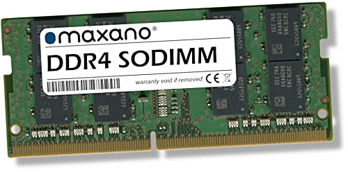 Maxano Memorycity - Memoria RAM da 32 GB, adatta per Asus VivoBook X542UN (DDR4 2400 MHz SODIMM)