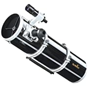 Skywatcher Explorer-200PDS OTA Dual-Speed Newton Telescope with Parabolic Mirror 200 mm / 8-Inch/f/5 Black