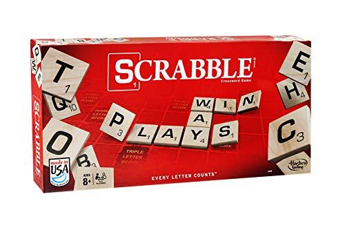 Are you looking for an unofficial relationship gift? Try Scrabble