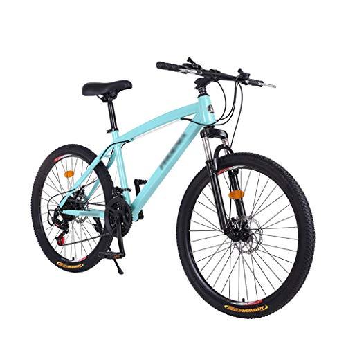 Bicicleta de 27 velocidades bicicletas de montaña de 26 pulgadas Shimano Variable velocidad Doble freno de disco de los hombres y las mujeres muertas velocidad puede cambiar aceite del freno 27 Top Sp