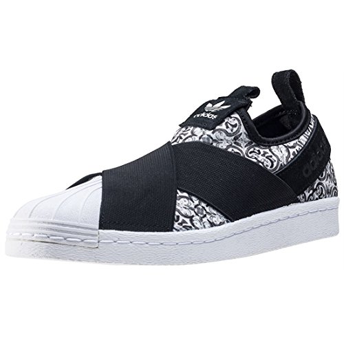 adidas Superstar Slip On W Calzado black/white