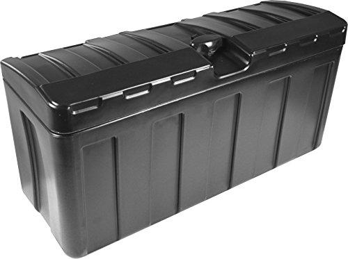 Caja de herramientas para enganche de remolques de vehículos, plástico