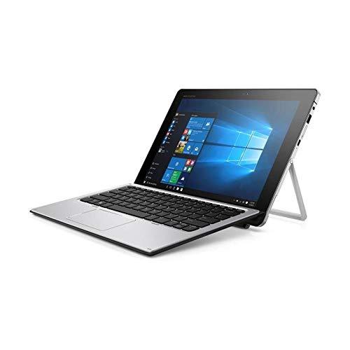 HP Elite x2 1012 G1 - Ordenador portátil con teclado de viaje de 12' (Intel Core M5-6Y54, 8 GB RAM, 128 GB SSD, HD Intel 515, Windows 10), plata (Reacondicionado)