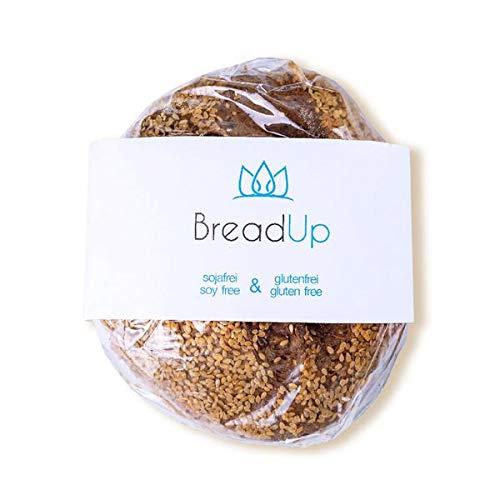 KetoUp: Low Carb BreadUp   Ketogene und Low Carb Ernährung   Sportnahrung   Gesunde Ernährung   maximal 3% Kohlenhydrate (3x 320 g)