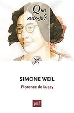 Simone Weil de Florence de Lussy