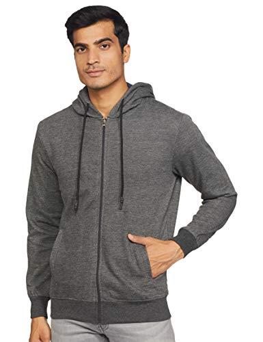 Diverse Men's Hooded Cotton Sweatshirt