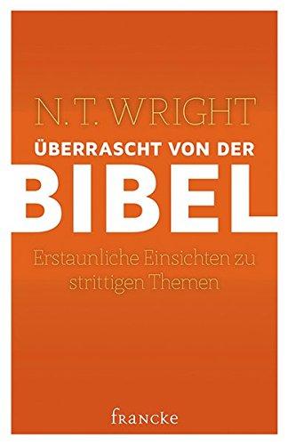 Überrascht von der Bibel: Erstaunliche Einsichten zu strittigen Themen