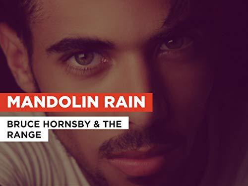 Mandolin Rain al estilo de Bruce Hornsby & the Range