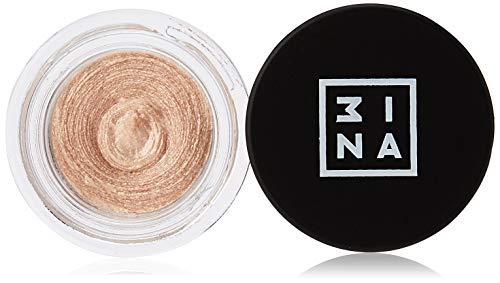 3INA MAKEUP -The Cream Eyeshadow 317 -Lidschatten glitzer- Lidschatten langanhaltend- Einfache Anwendung- Wasserdicht Lidschatten-Keine Parabene-Vegane-Tierversuchsfreie kosmetik- 3 ml
