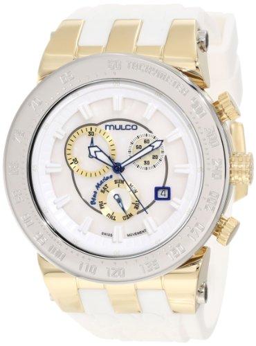 Mulco Unisex MW5-93503-012 Bluemarine Chronograph Swiss Movement Watch: Watches