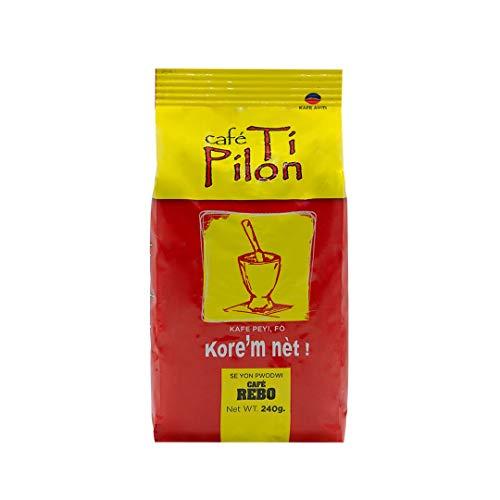 Cafe Rebo Tipilon 240g haitian coffee