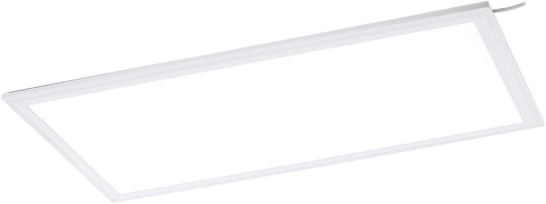 LED Panel SALOBRENA ECO in Alu weiss 60 x 30cm H 1,1cm