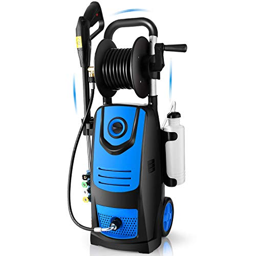 Buy Cheap Suyncll 3800 PSI 2.8GPM Electric Pressure Washer Electric Power Washer with Soap Bottle an...