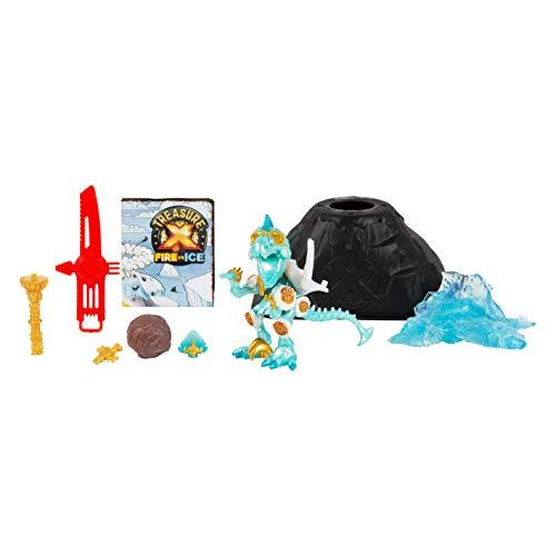 Treasure X Beast Sigle Pack. Fire VS Ice 6 nuevas Dino Besti