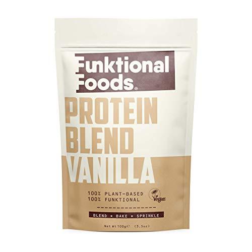 funktional foods protein blend vanilla