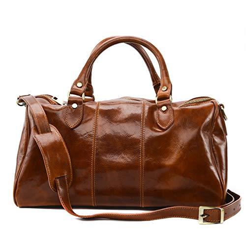 Oh My Bag Borse a mano, Marron cognac