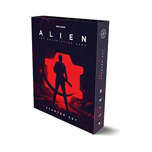 Free League Publishing Alien RPG Starter Set (Boxed Set RPG)