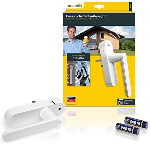 Schellenberg Smart Home Funk-Alarmgriff weiß