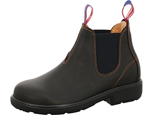 blue heeler Kinder Stiefel 881NY Wombat braun 512507