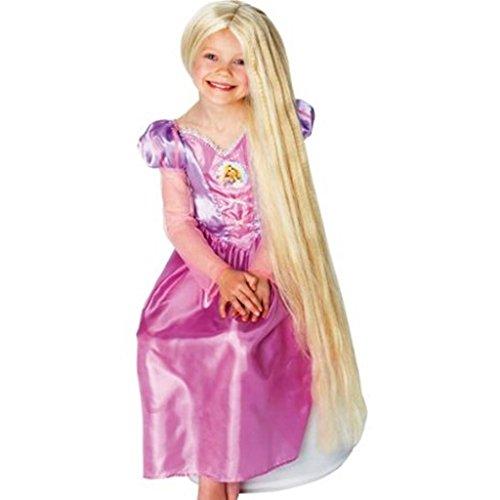Kinder Perücke Rapunzel blond