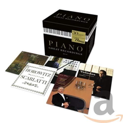 Piano Recordings