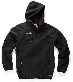 Scruffs Men's Worker Softshell Workwear Jacket