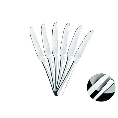 Mr. Spoon 6 Cuchillos de Fruta Acero INOX. Colección