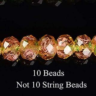 d0803f838eb5 Amazon.es: abalorios cristal murano